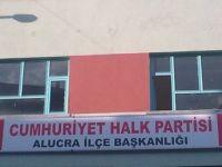 Alucra'da CHP İlçe Teşkilatı Kuruldu