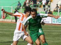 Giresunspor Adanaspor'u devirdi