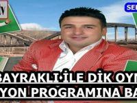 Ercan Bayraklı ile Dik Oyna Medya Tv'de Başlıyor