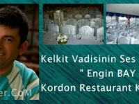 Engin Bay Kordon Restaurant'da