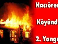 Hacıören Köyü Yine Alev Alev