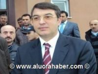 Alucra Belediye Başkanı İstifasını Açıkladı