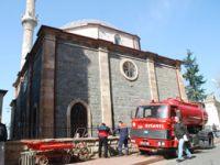 Giresun'da tarihi camiler onarıldı