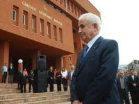 Giresun Valisi Ali Şahin göreve başladı