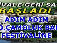 ADIM ADIM 20.ÇAMOLUK BAL FESTİVALİNE…..