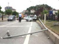 Giresun'daki trafik kazasında 7 kişi yaralandı