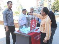 Giresun'da BBP'den İdam Referandumu