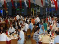 Giresun Federasyonu'ndan muhteşem İstanbul iftarı