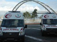Giresun'da Hizmet Veten Ambulans Sayısı 35'e Yükseldi
