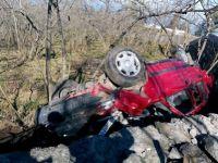 Eynesil'de Trafik Kazası: 3 Yaralı