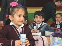 Giresun'da Okul Sütü Dağıtımı Başladı