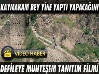 TAMZARA DOKUMASI SOKAK DEFİLESİ TANITIM FİLMİ