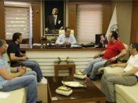 YEŞİL GİRESUN BELEDİYESPOR'DA HEDEF BASKETBOL 1. LİGİ'NDE KALICI OLMAK